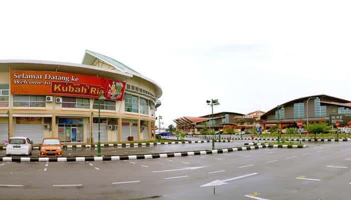 Kubah Ria Complex