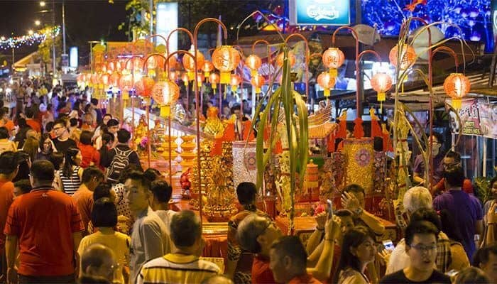 Penang Night Markets