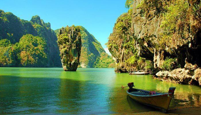 Phang Nga Bay Phuket