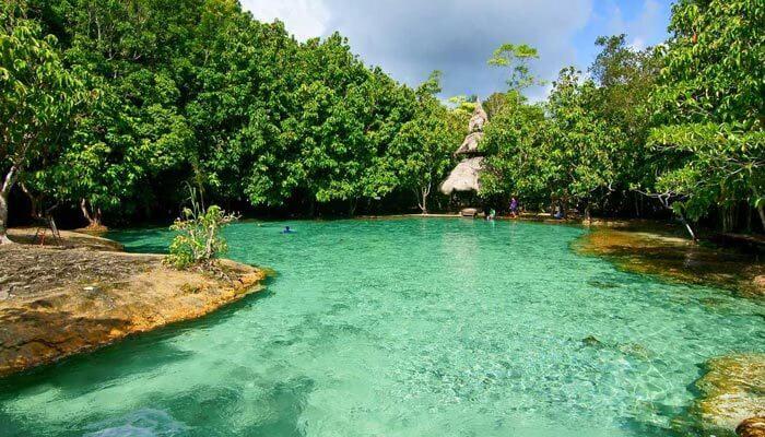 Emerald Pool Krabi