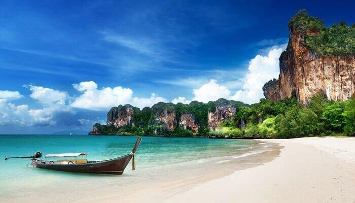 Railay Beach Krabi