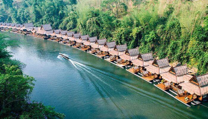 Sai Yok National Park Kanchanaburi Thailand