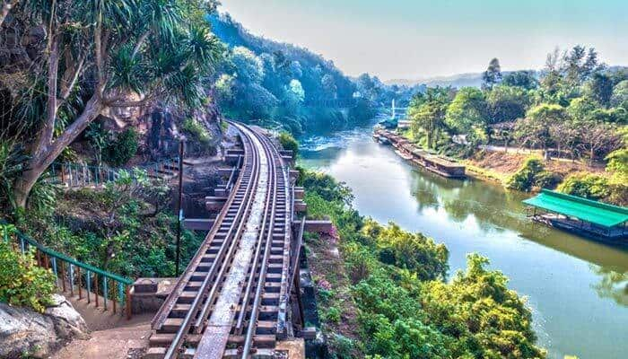 Take a Trip Down Hellfire Pass Kanchanaburi Thailand