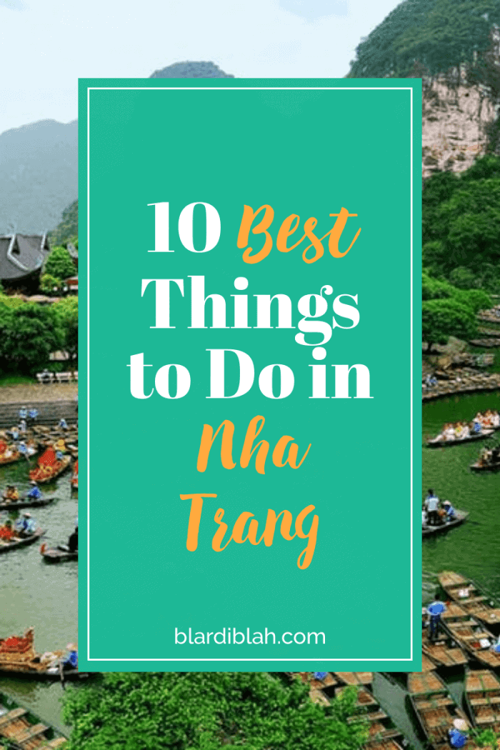 10 Best Things to Do in Nha Trang Vietnam