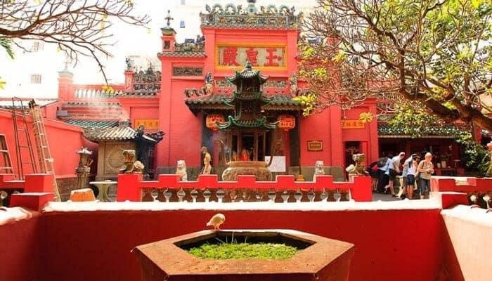 Jade Emperor Pagoda Ho Chi Minh City Vietnam