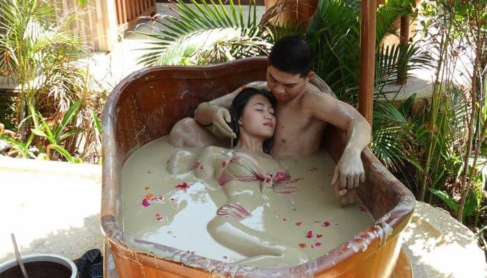 Mud Baths Nha Trang Vietnam