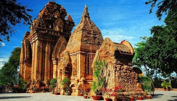 Po Nagar Cham Towers Nha Trang Vietnam