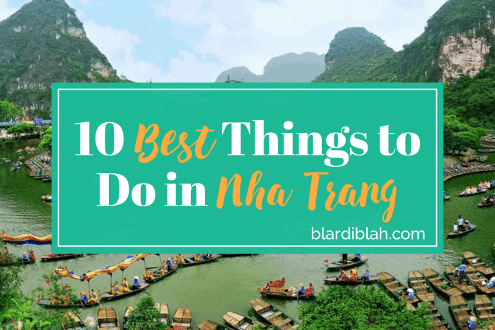 Top Ten Places to Visit in Nha Trang