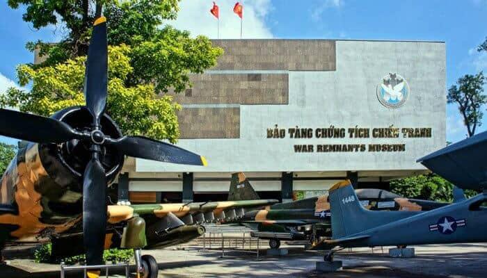 War Remnants MuseumHo Chi Minh City Vietnam