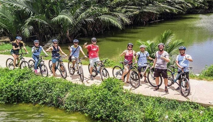 cycling tours hoi an