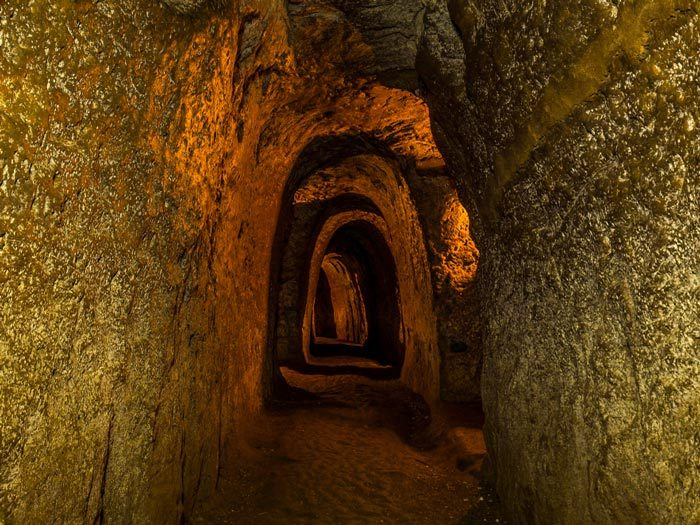 Cu Chi Tunnels and Ho Chi Minh City