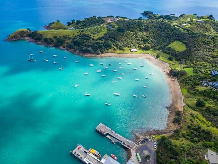 Auckland Waiheke Island
