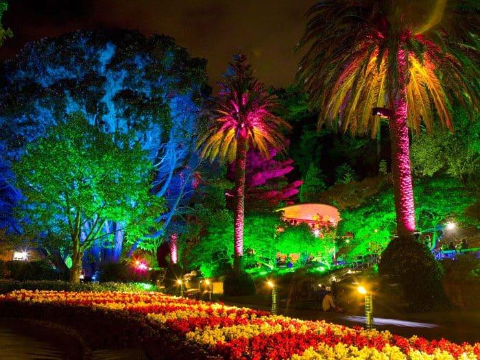 Botanic Gardens in Wellington