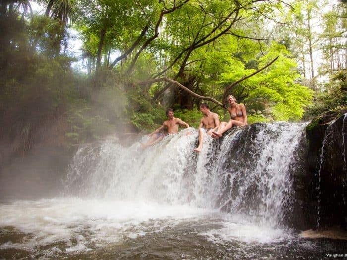 Rotorua Hot Spring