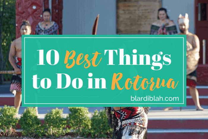 Rotorua tourism