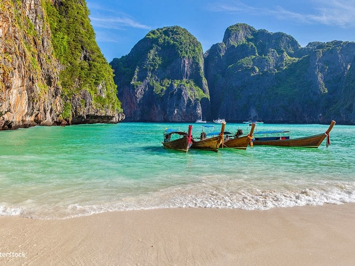 Best Place in Phi Phi Islands