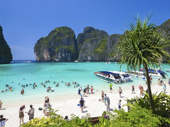 Phi Phi Central Area