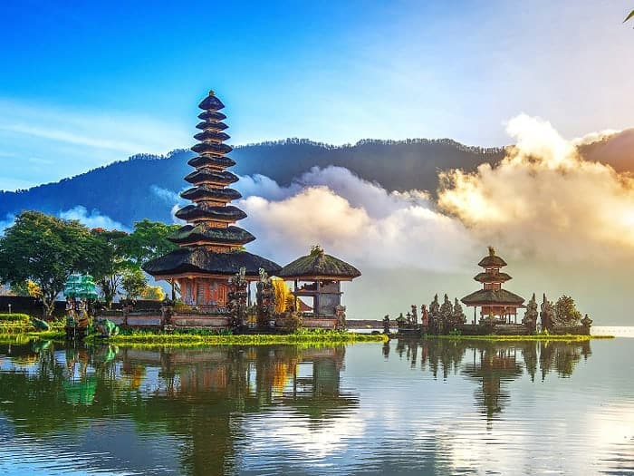 Southeast Asia world heritage sites itinerary