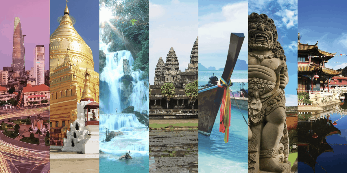 11 Famous Places In Asia You Must Visit in Your Life Time