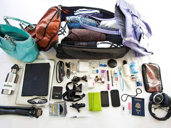 Essential Things for Travel Backpacking
