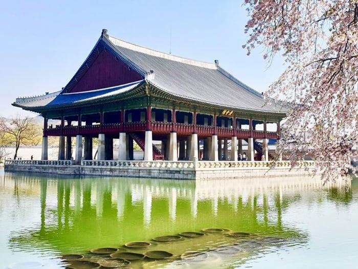 Gyeongbukgung Palace South Korea