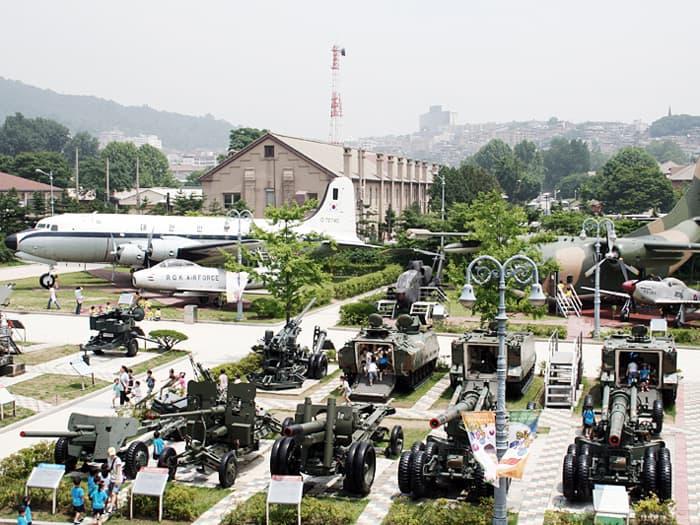 War and National Museums of Korea