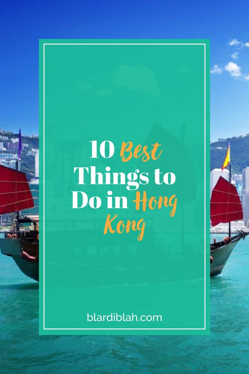 10 Best Things to Do in Hong Kong