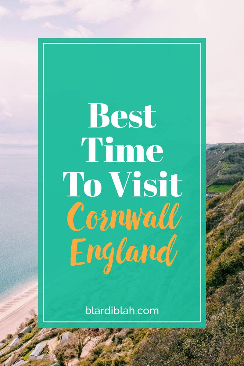 Best Time To Visit Cornwall England