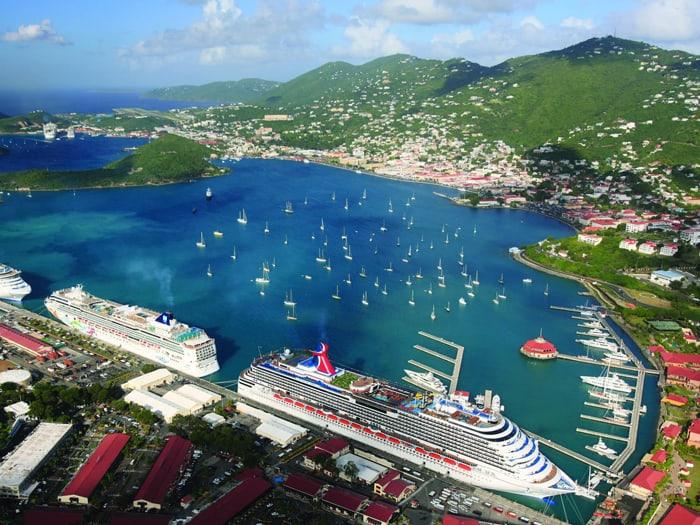 Charlotte Amalie St Thomas Virgin Island
